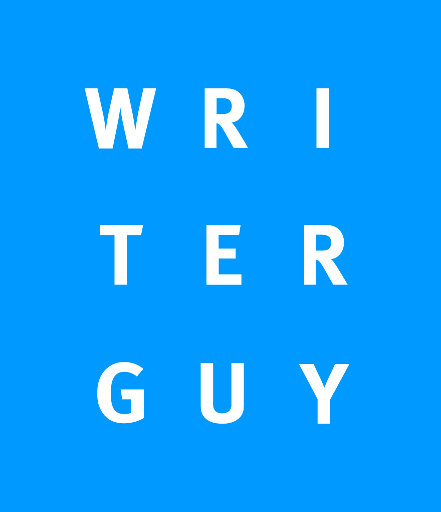 Return to Writer Guy home page